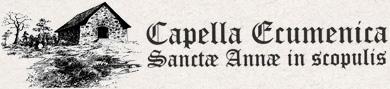 Capella Ecumenica Sankt Anna
